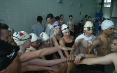 Coed swim team remains undefeated after 3 league meets