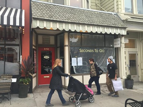 Seconds to Go, a school-run resale store, will be reopening on Monday Dec, 15. after a month of renovation. The store hasn't been remodeled since it opened 40 years ago.