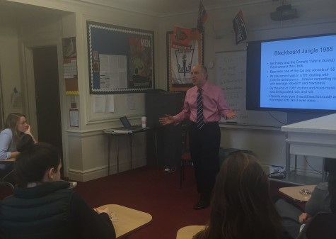 History of Rock and Roll offered as an elective
