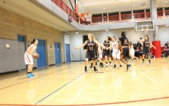 Watch: varsity basketball Senior Night against University High School