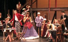 Theater department performs Les Misérables to full houses