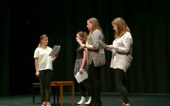 Auditions for Fall play continue on second day