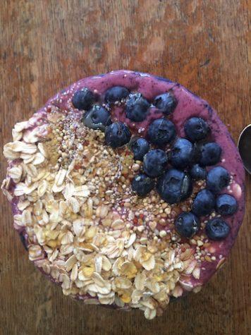 Sugar overwhelms benefits of açaí berries