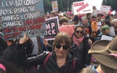 Oakland Women's March: January 21, 2017
