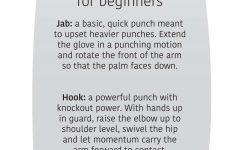 Boxing provides alternative workout