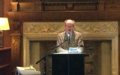 Former US Poet Laureate speaks to community
