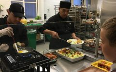 New cafeteria service begins serving breakfast options