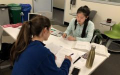 Math club offers peer tutoring sessions