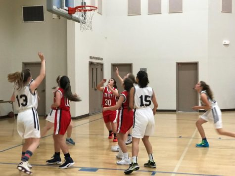 JV basketball team plays first preseason game