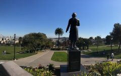Mission Dolores Park is best known for picnics and and tanning on sunny days. Mission Dolores Park is located between Church and Dolores streets.
