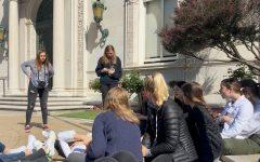 Student walkout falls short