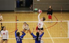 Varsity volleyball team advances to NCS Championship