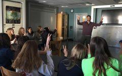 Language groups practice for Noёls