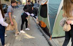 Freshmen plan service project, involve class in volunteering