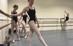 Dancing through junior year