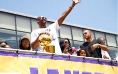 Community mourns basketball legend