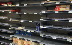 A grocery store in Singapore is running low on staples such as pasta, oil, flour and rice as families hoard food in preparation of possible quarantine that could prevent shopping. San Francisco residents have reported sending supplies such as food and masks to family and friends living abroad, but face masks are sold out in most drugstores and online.