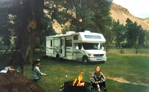 Senior Sadie Kahn visits Idaho with her family during the summer. RV sales in some areas of the country went up by over 170% this summer compared to last, according to the RV Industry Association.