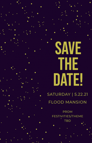 Student council announced that Prom will take place on May 22 at the Broadway campus. They will reveal the time and theme at a later date.