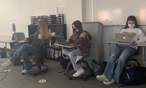 Students observe Denim Day