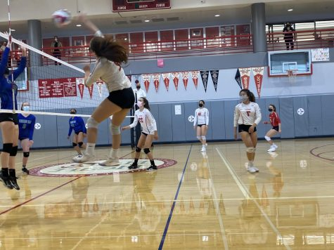 Volleyball returns in full swing